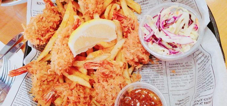 Bubba Gump Shrimp Co.(Saipan)2