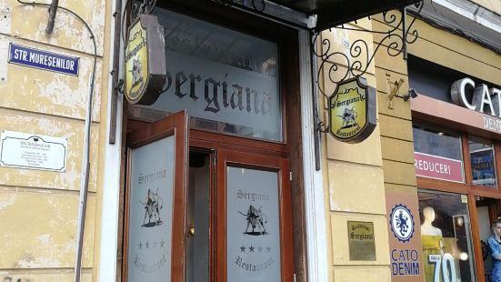 Restaurant Sergiana