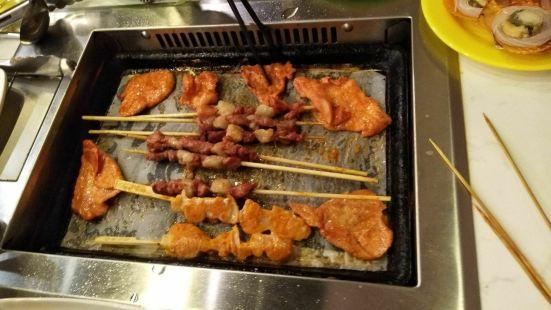 鍋樂緣自助海鮮燒烤火鍋