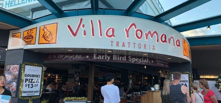 Villa Romana Trattoria1