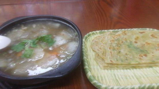 香普骨湯麵