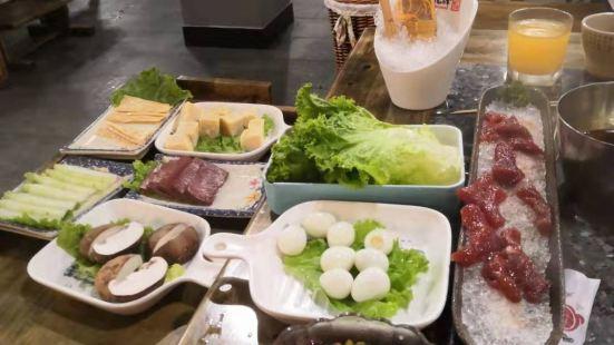 魚擺擺自助魚火鍋(紫鑫美食街店)