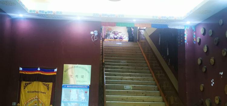 巴贊林藏餐宮1