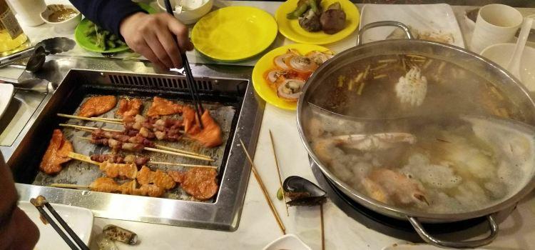 鍋樂緣自助海鮮燒烤火鍋3