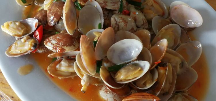 雲澳惠裕餐廳大排檔1