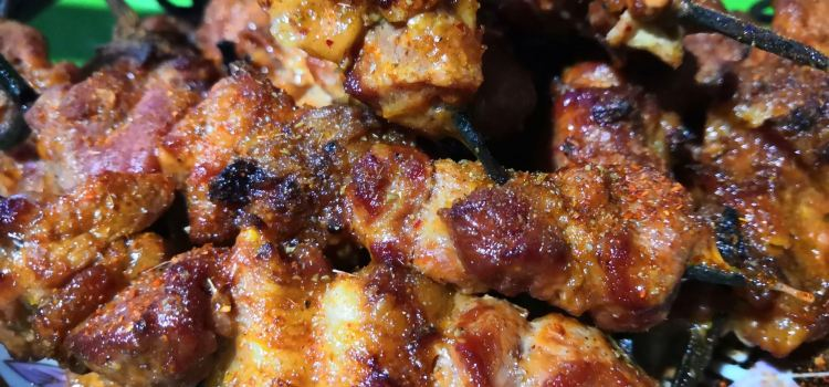 金剛爾沙饢坑烤肉王3