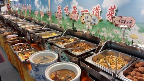 吳記瓦罐煨湯自助快餐