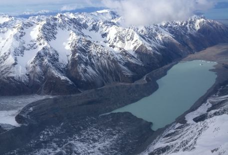 Glacier Southern Lakes Helicopters