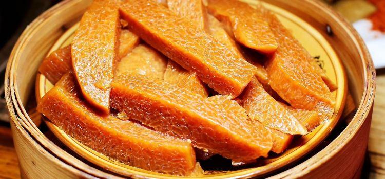 納日源石鍋酸湯犛牛肉1