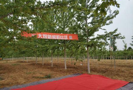 Dalian Duocai Yanyuan Mingxiao Mingshu Theme Park