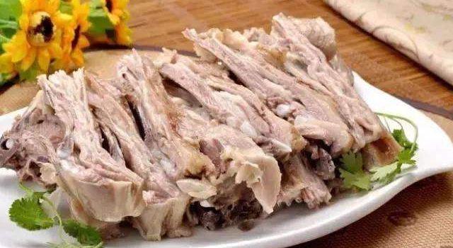 馬優素羊羔肉