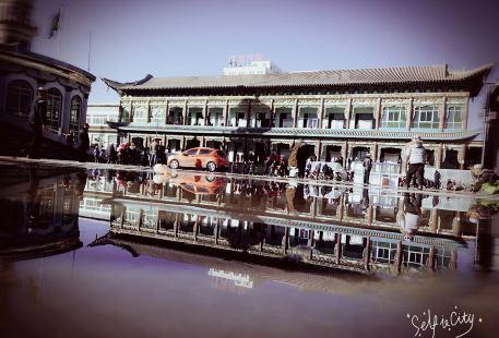 Ge'ermu River East Great Muslim Temple