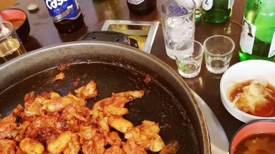 新濟州真味鐵板雞