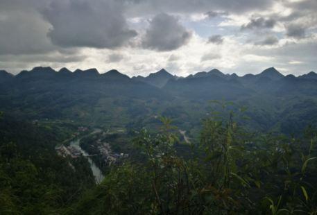 百裡峰海觀景台