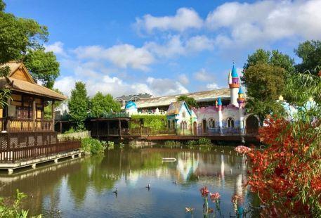 Xishuangbanna Folk Custom Garden