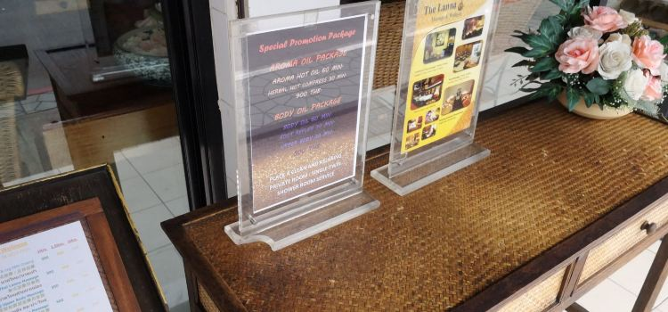 Lanna restaurant and massage2