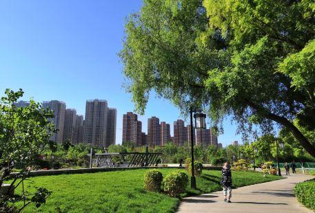 玉門河公園