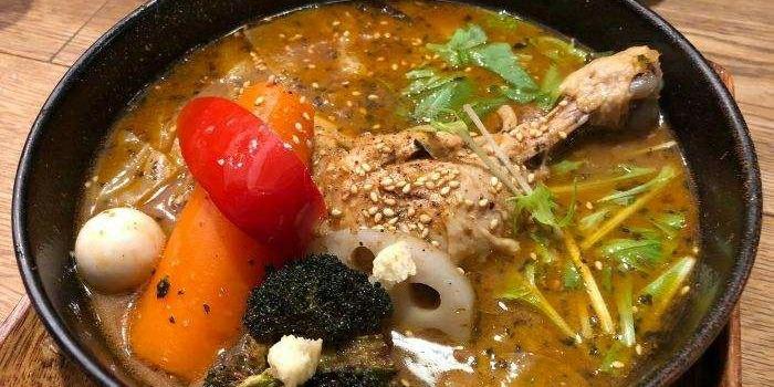 Suage+湯咖喱2