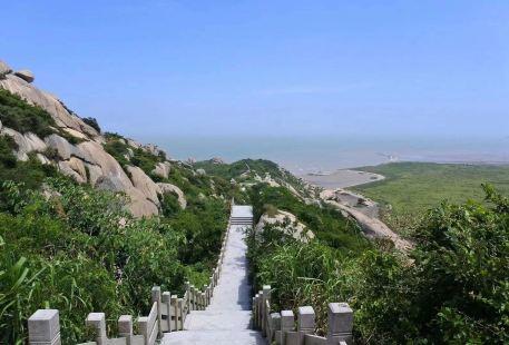 Yangshan Shenshuigang Dazhitou Sceneic Area