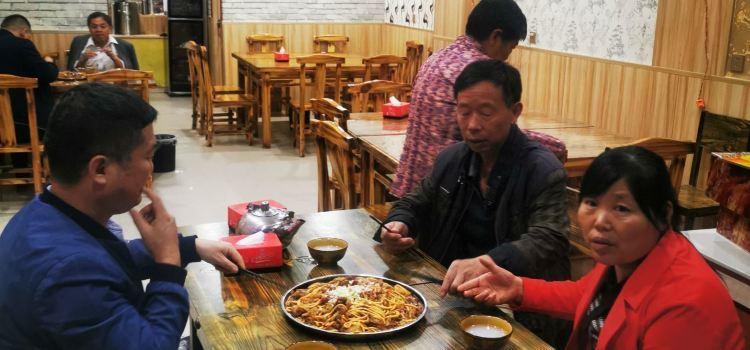 老村長大鍋肉(靖邊店)2