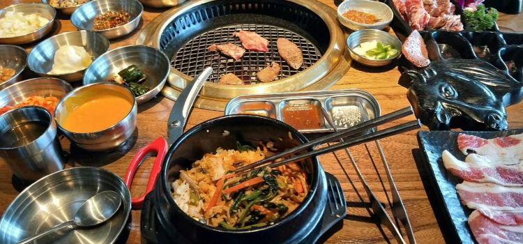 牛気燒肉·烤肉料理1