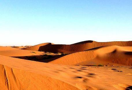 Dahaizi Desert Ecotourism Area