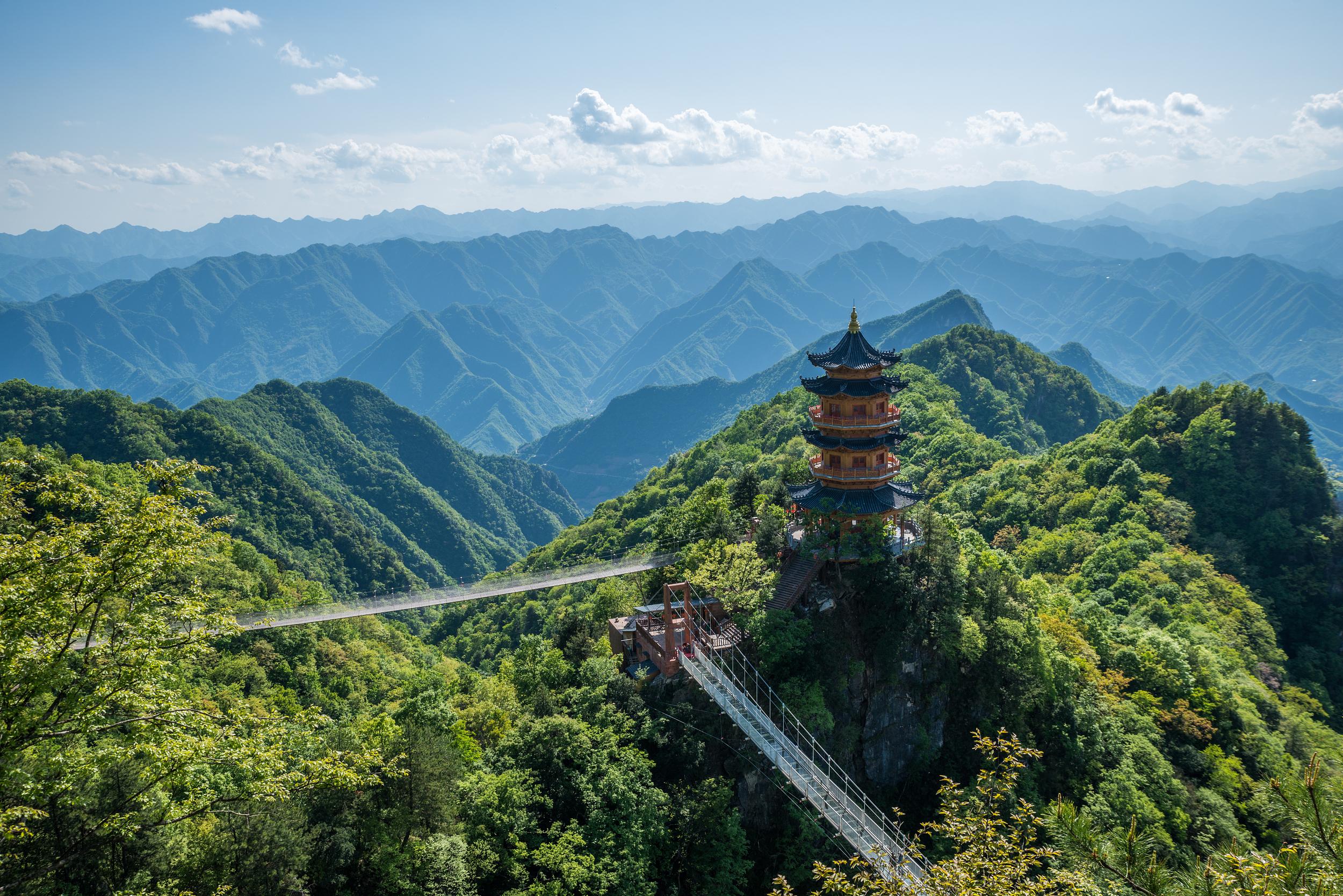 Tayun Mountain Scenic Spot