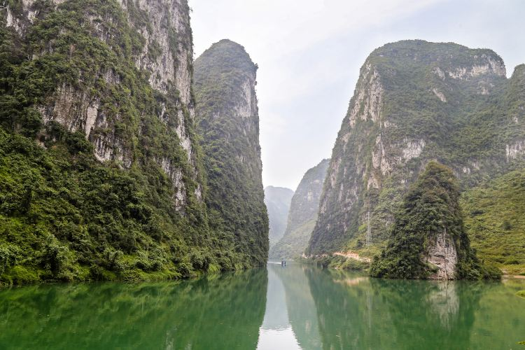 Hechi Small Three Gorges