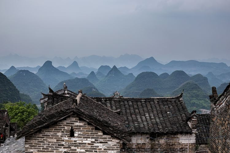 The first Yaozhai scenic spot in China2