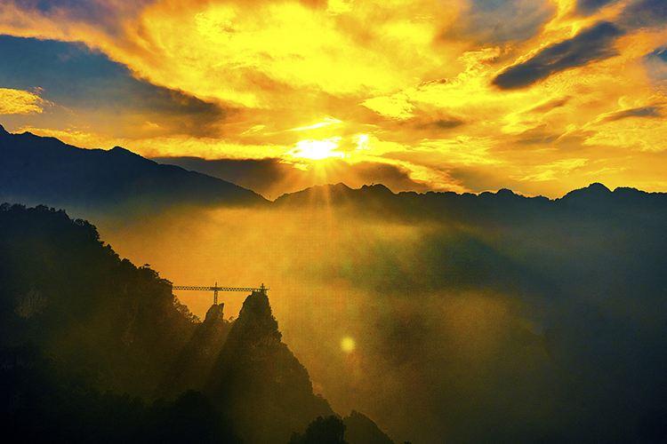 清江方山風景區2