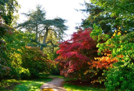 The University of Oxford Harcourt Arboretum