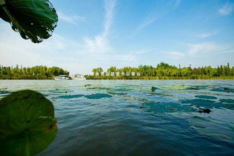 Pan'an Lake Wetland Park4
