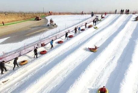 Linghuihuacao Ski Field