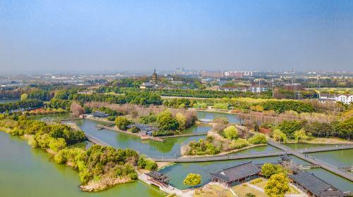 Jiangsu Taizhou Garden Expo Park