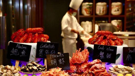 重慶JW萬豪酒店西餐廳