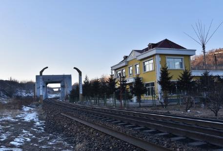 綏芬河中東鐵路建築群