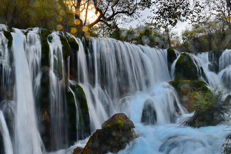Shuzheng Waterfall2