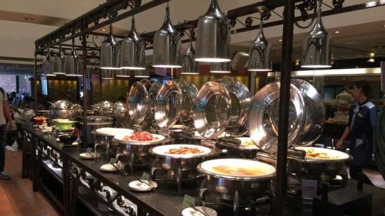 清新溫泉度假飯店-新采西餐廳