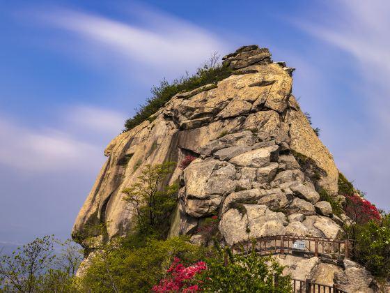 雞公山風景區