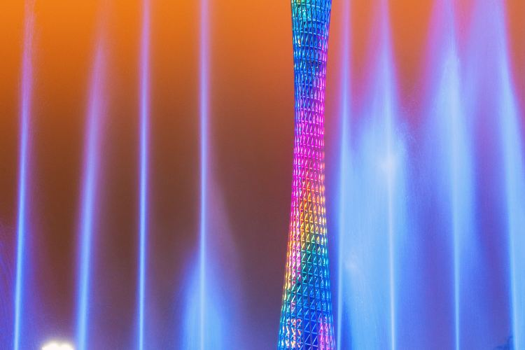 Canton Tower Plaza1