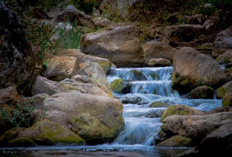 Qingling Waterfall