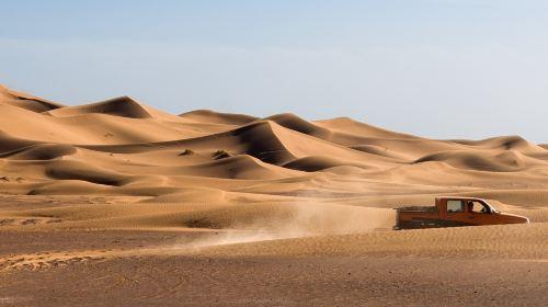 烏蘭布和沙漠旅遊區