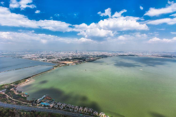 Dianchi Xishan Cableway3