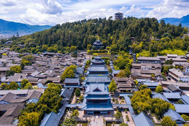 Mufu Palace1