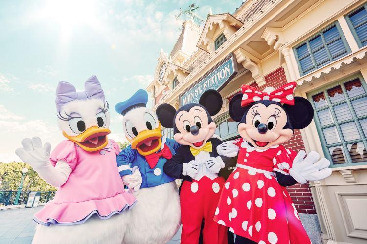 Hong Kong Disneyland1
