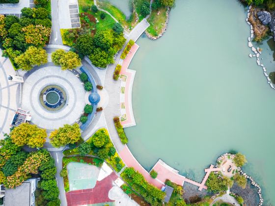 Donghui Park of Wenling