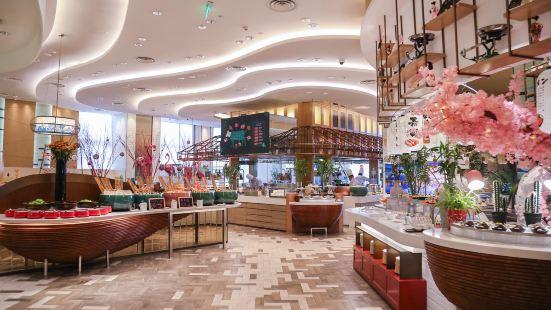 香格裡拉大酒店咖啡泉自助餐廳