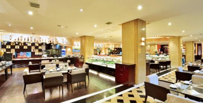 新疆尊茂銀都酒店·餐廳2
