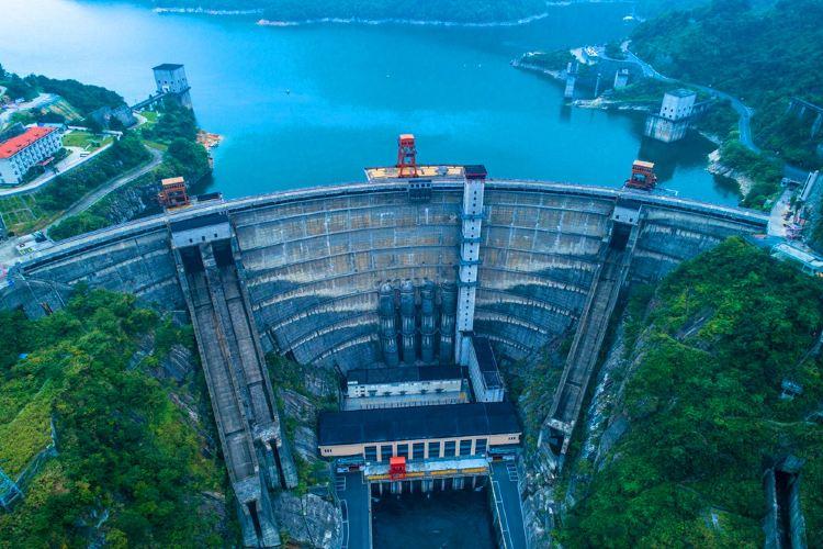 東江大壩2