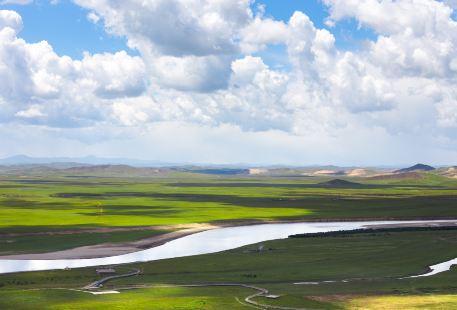 若爾蓋濕地保護區